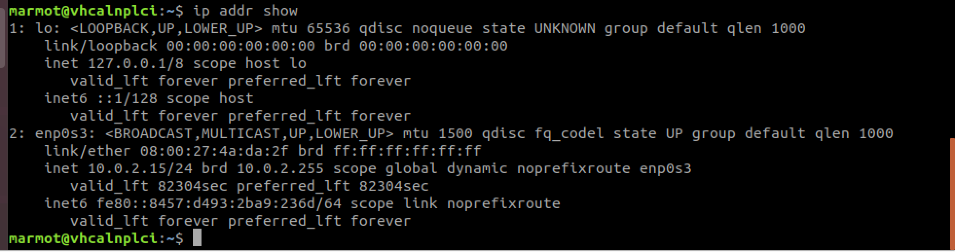 Installing NetWeaver Dev-Edition with ifconfig considered