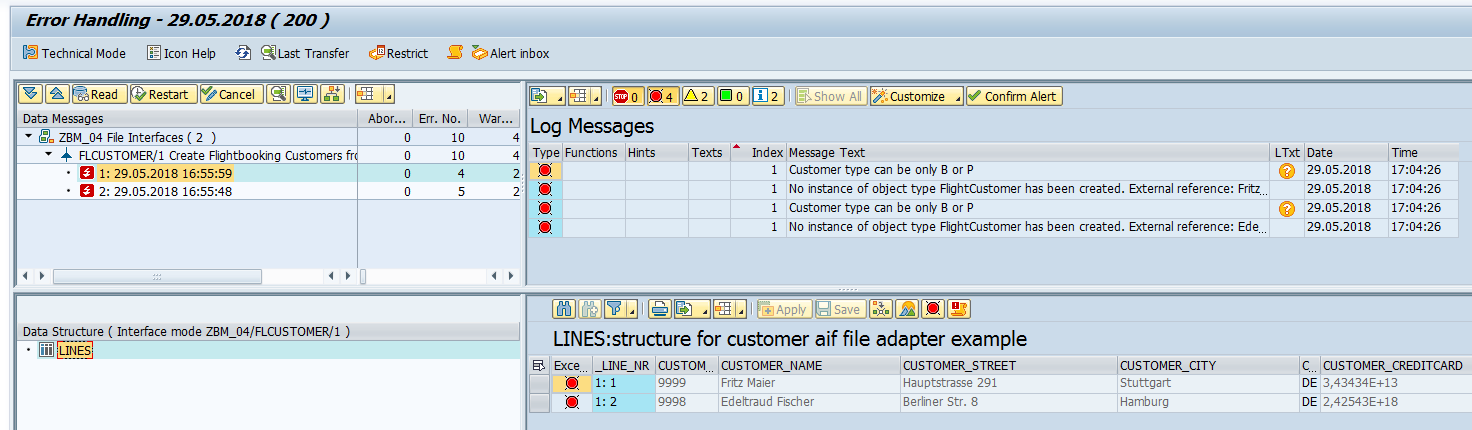 How To Enable Editing Of A Specific Field In Aif Monitoring And