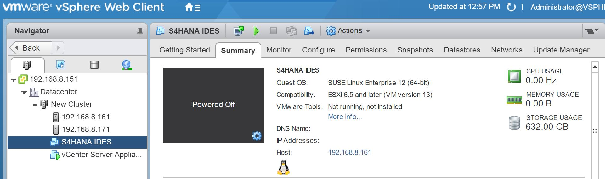 Step by Step Installation Guide for SAP IDES S/4HANA 1610 Part 1