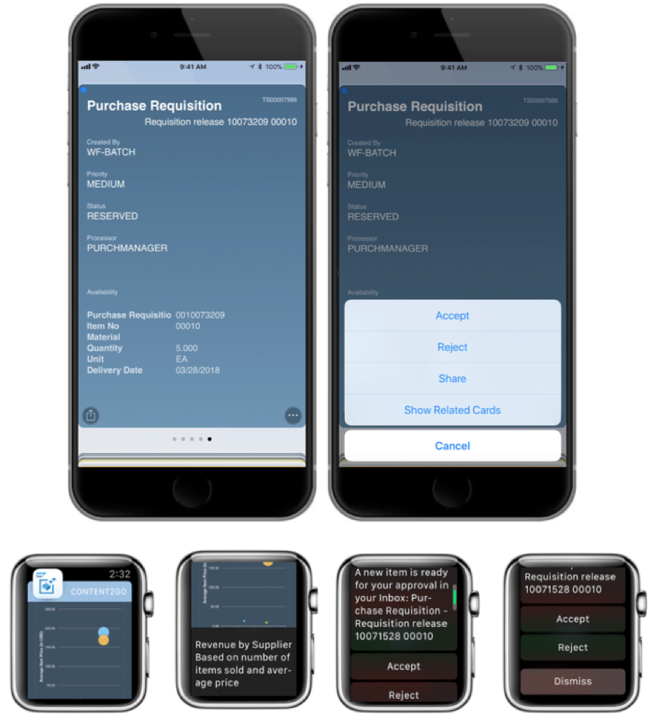 Mobilize your enterprise data using SAP Cloud Platform – Mobile