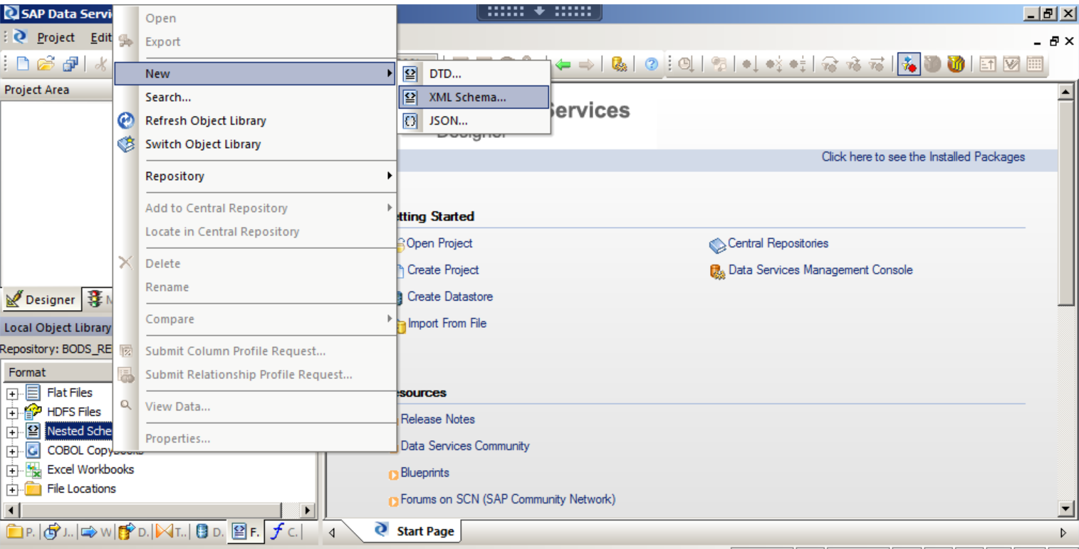 CREATING REAL TIME SERVICE AS A WEB SERVICE AND TESTING IT VIA