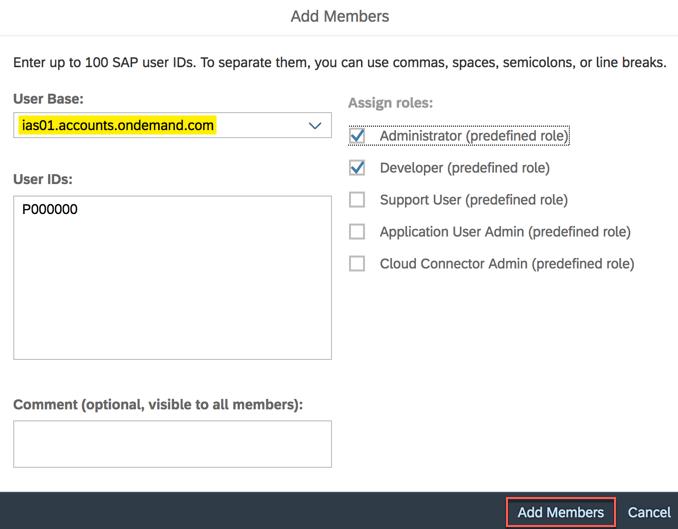 Setup a Platform Identity Provider for SAP Cloud Platform | SAP Blogs