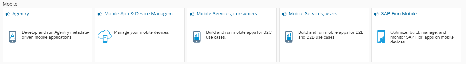 What's new in Hybrid App Toolkit release 1807: Custom Fiori