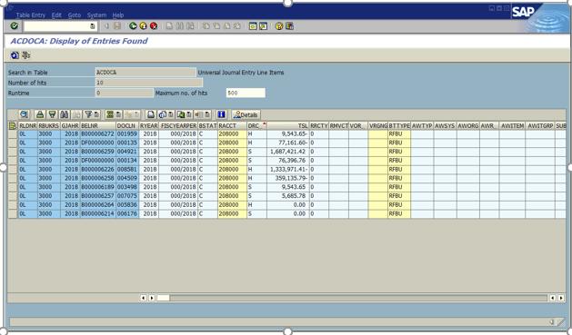 S/4HANA Finance Balance Carryforward technical tip | SAP Blogs