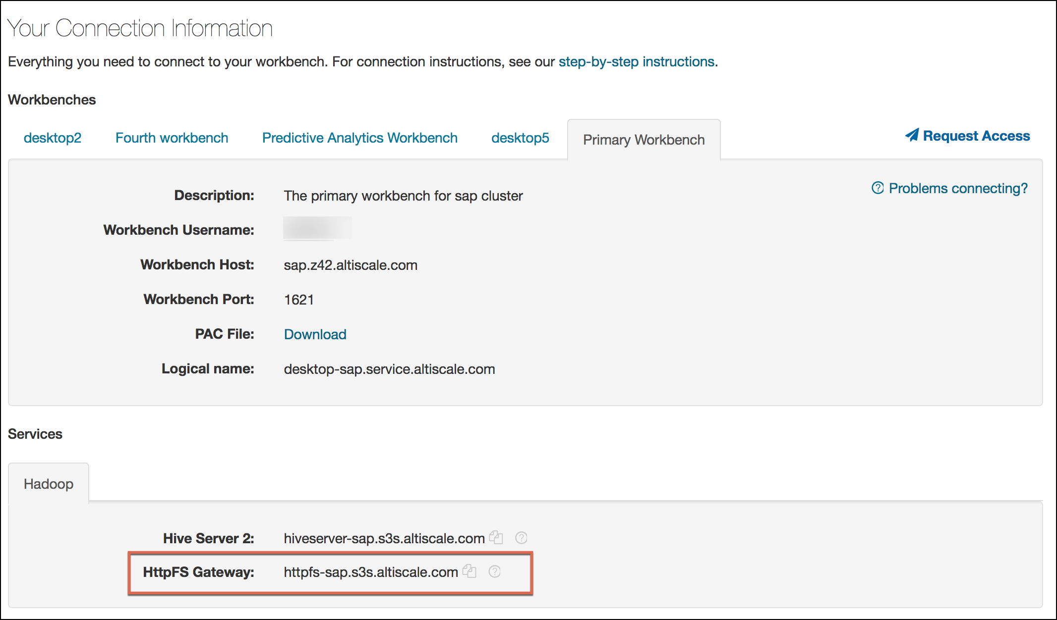 Connecting SAP Data Hub Dev Edition to a Trial Instance of SAP Big