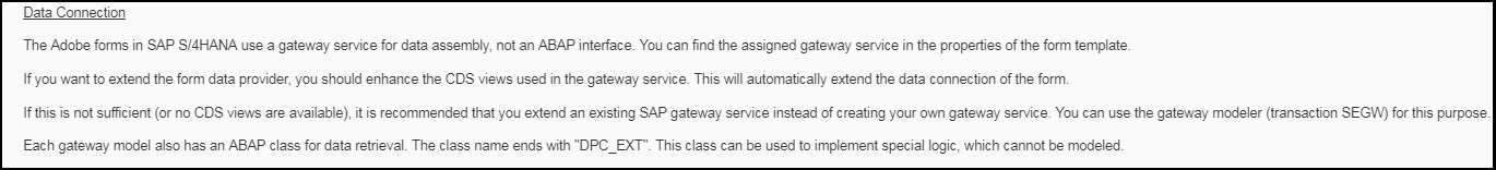 adobe form output using gateway services odata sap sap blogs