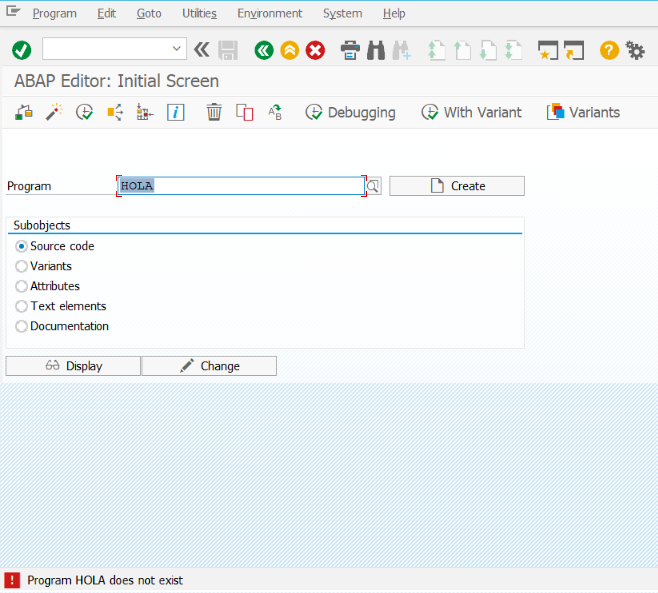 New tool to get to the place where an ABAP message was
