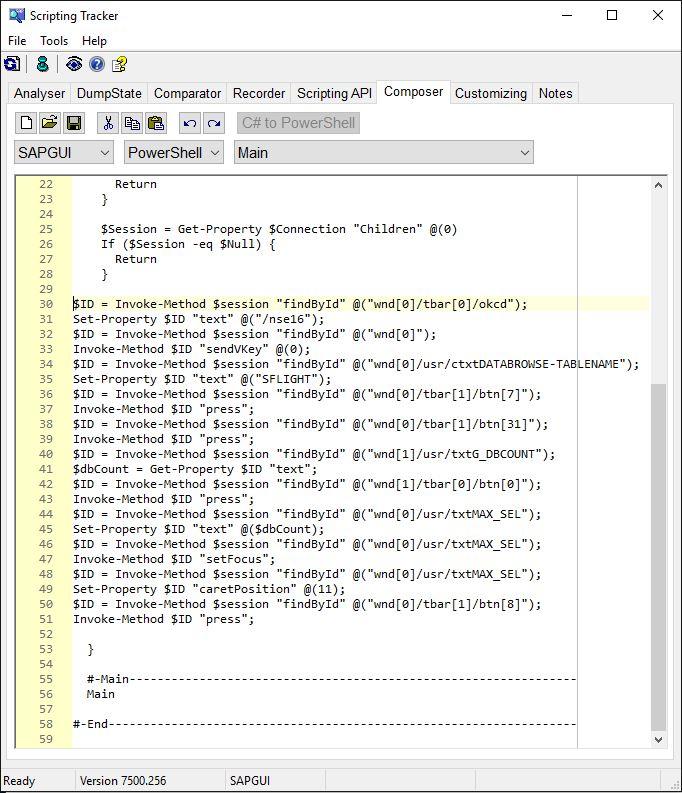 How to Combine SAP GUI Scripting and Web UI Automatization | SAP Blogs