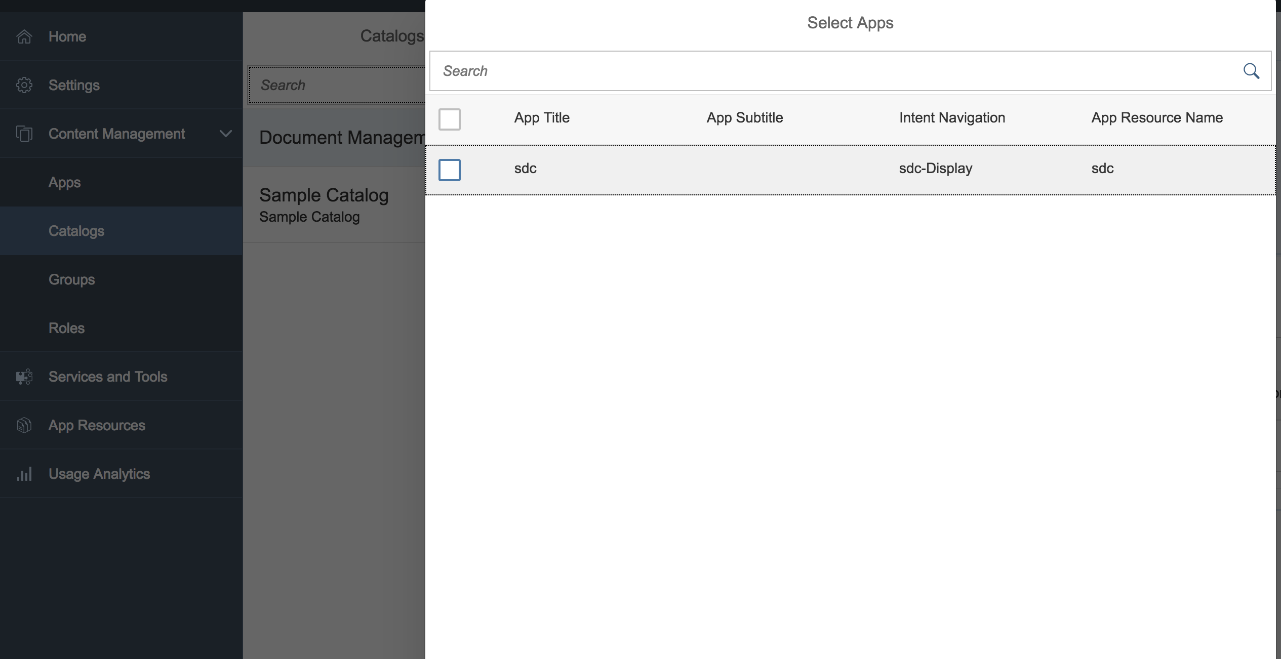 Sap Document Center goes advanced ! | SAP Blogs