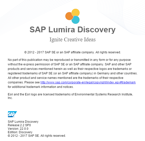 List of Fixes, Enhancements & Restrictions for Lumira 2 2 0 0   SAP