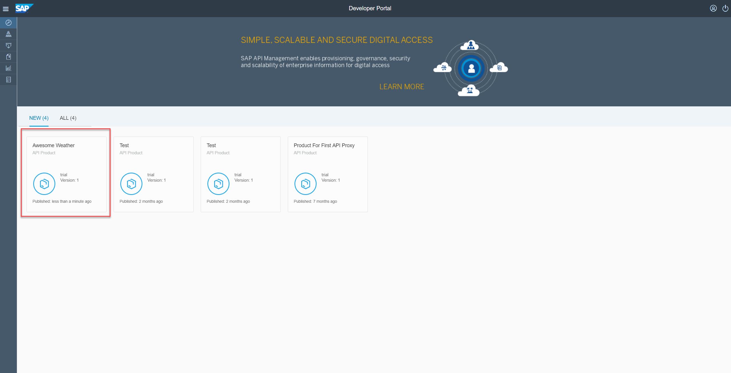 API Management as your unique API repository | SAP Blogs