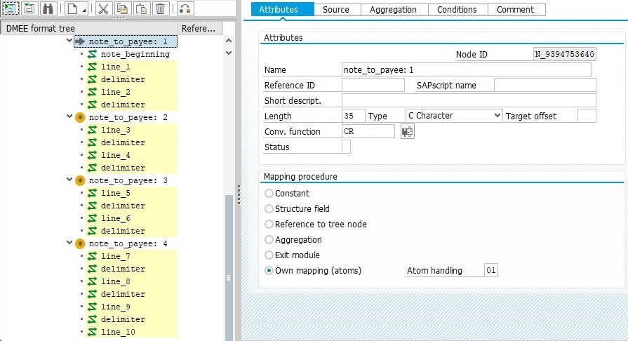 Note to payee functionality in SAP – part 2 | SAP Blogs