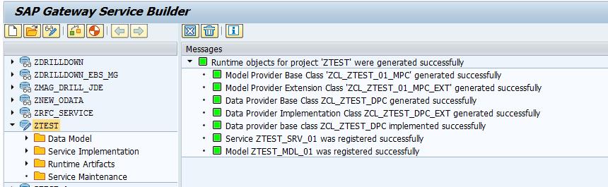 Register XSOdata servies into SAP Gateway | SAP Blogs