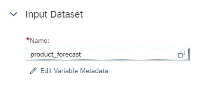 Hands-On Tutorial SAP Smart Predict, Product Forecast | SAP Blogs