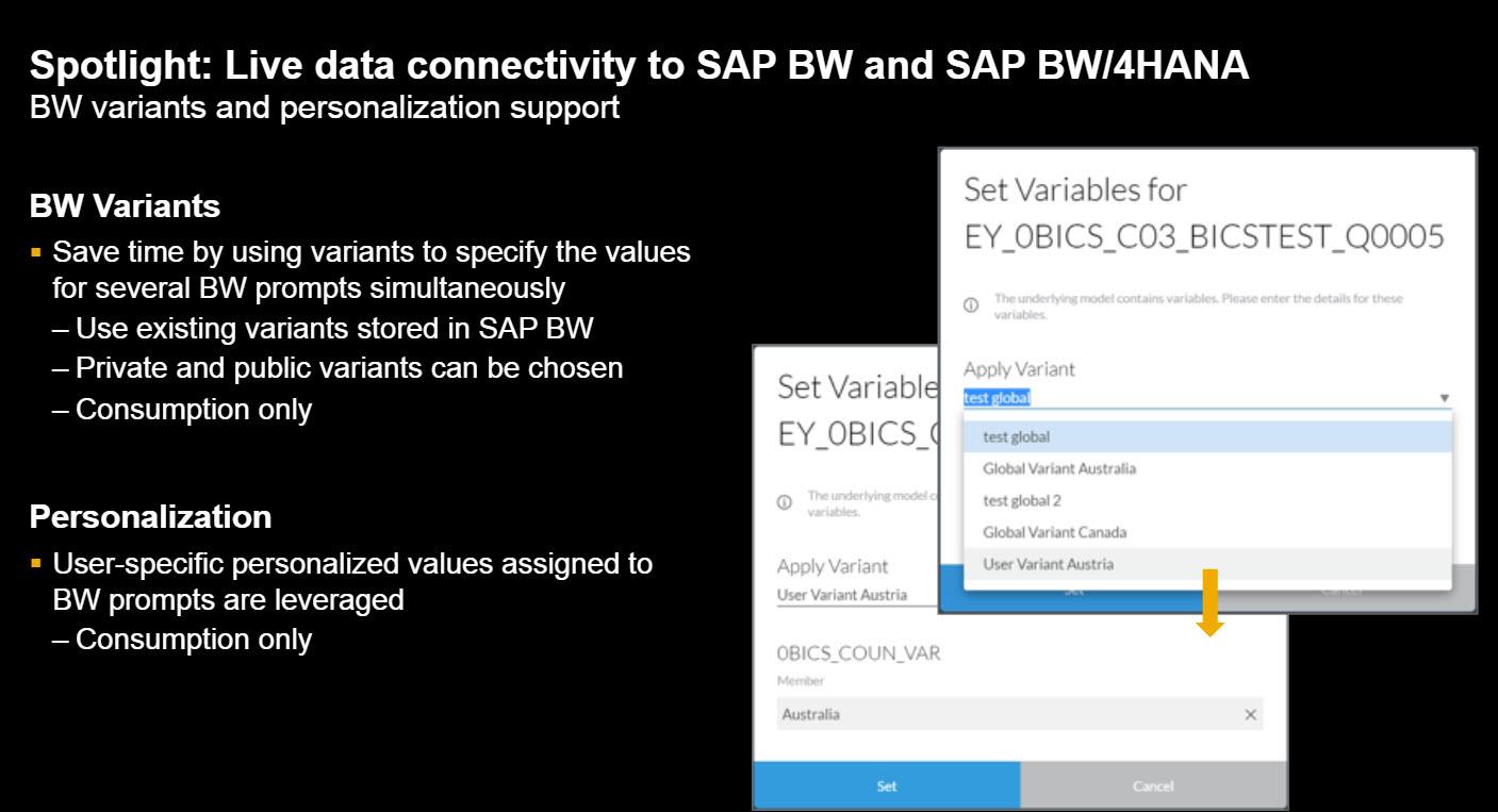 askSAP Analytics Innovations Community Call – SAP Analytics Fall