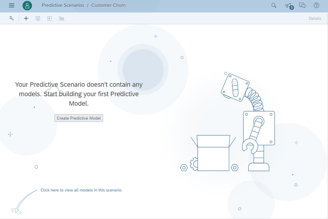 Hands-On Tutorial SAP Smart Predict, Customer Churn Analysis