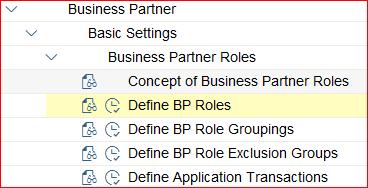 Business Partner Configuration in S/4HANA | SAP Blogs