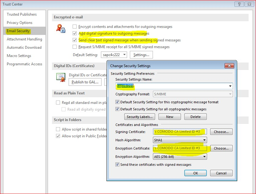 SAP C4C: Approve Document directly through Email | SAP Blogs