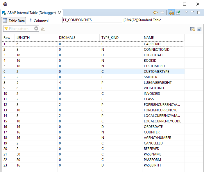 Dynamic Selection Screen with ALV IDA and Excel | SAP Blogs