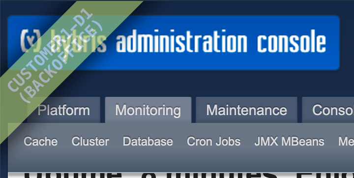 Environment%20Ribbon%20in%20the%20Administration%20Console