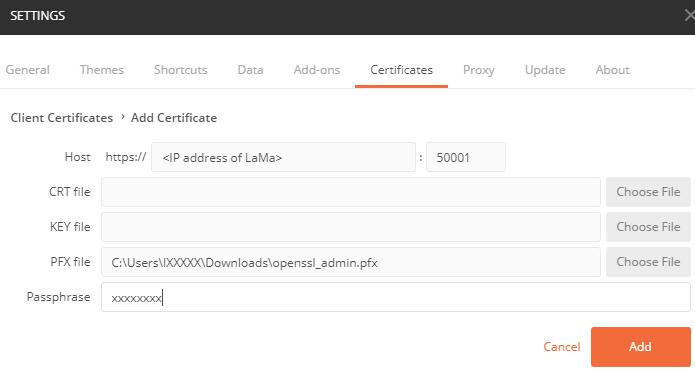 SAP Landscape Management (LaMa) REST API Testing | SAP Blogs