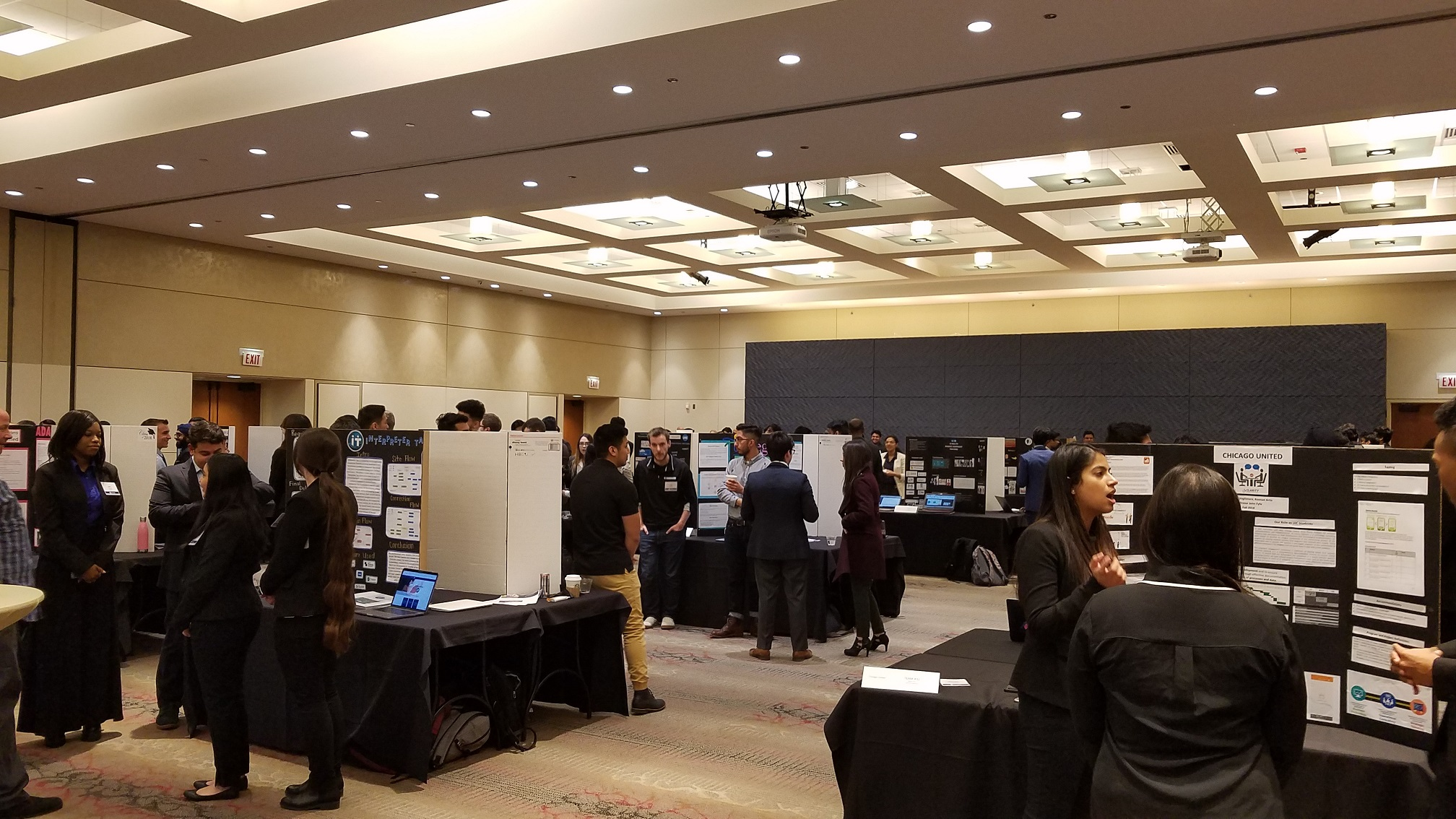 Fall 2018 Career Networking and Project Expo at UIC | SAP Blogs