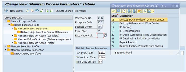 Exception Code | SAP Blogs