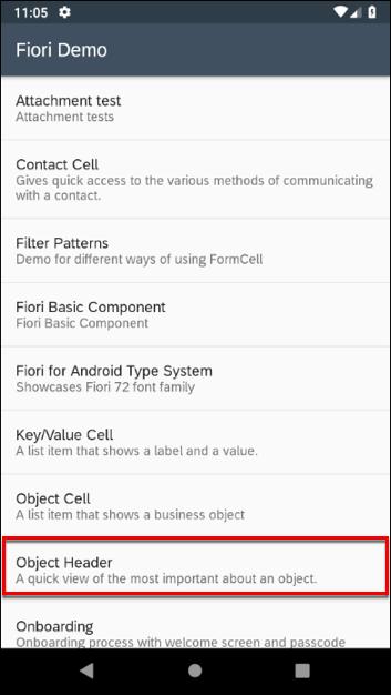 SAP Cloud Platform SDK for Android Sample Projects   SAP Blogs