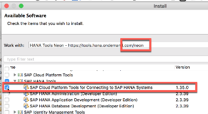 Setting up a Python Development Environment for HANA with