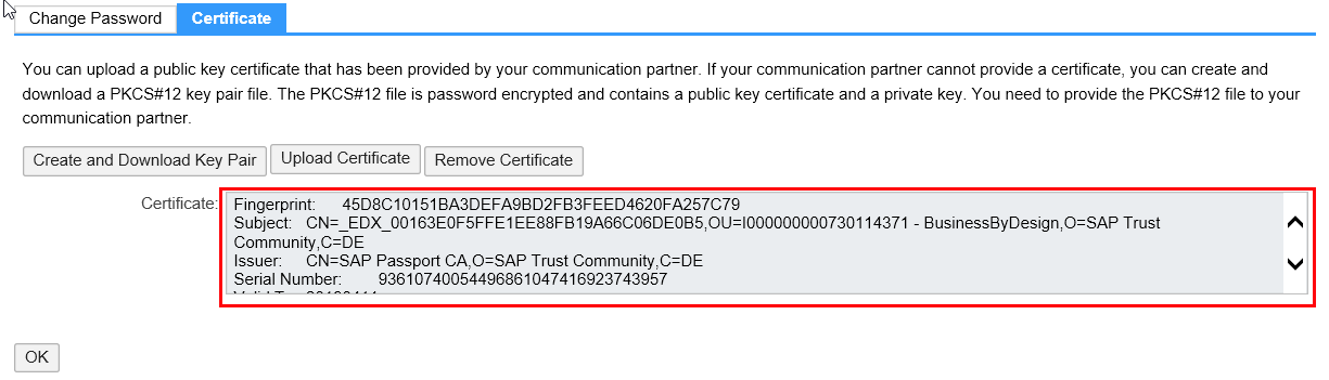 SAP Cloud for Customer – Integration to Central Analytics