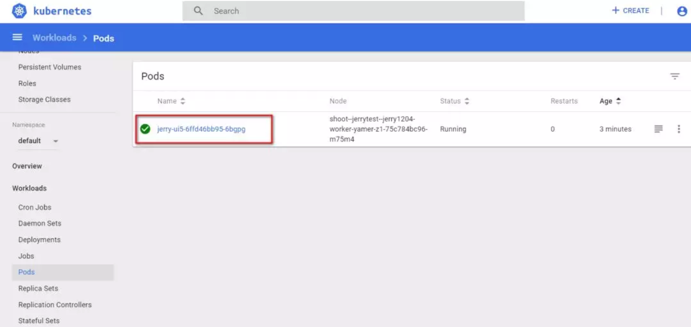 Step by step to run your UI5 application on Kubernetes