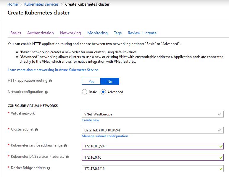 Your SAP on Azure – Part 13 – Install SAP Data Hub on Azure