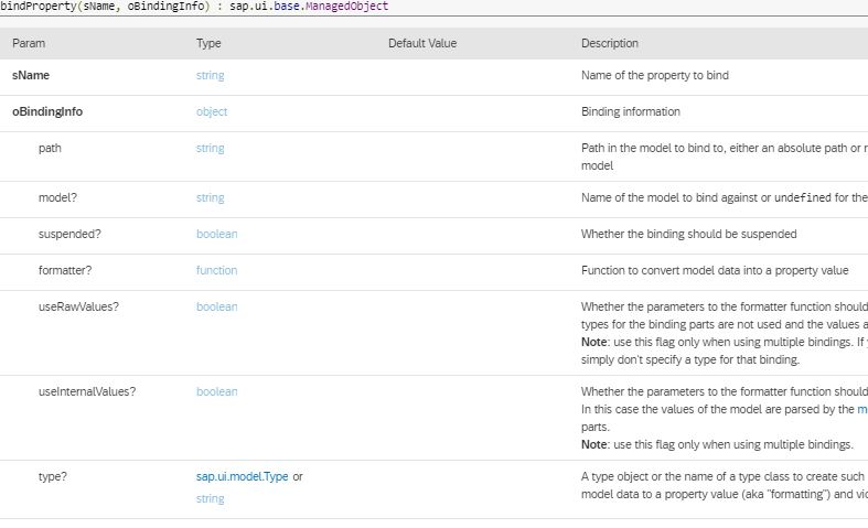 Tips on SAP UI5 control bindings in XML View, formatOptions and more