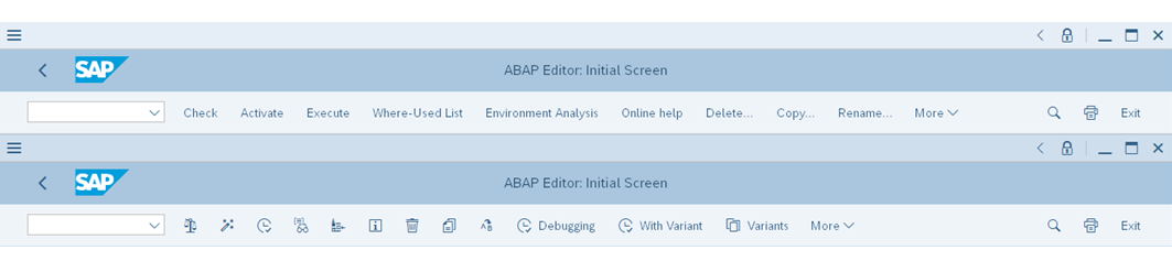 SAP GUI for Windows 7 60: New Features & Lifecycle