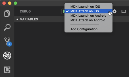 What's New in the MDK extension for VS Code 1 3 and 1 4