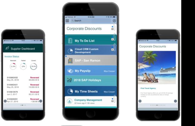 Do more with SAP Cloud Platform Mobile Services | SAP Blogs
