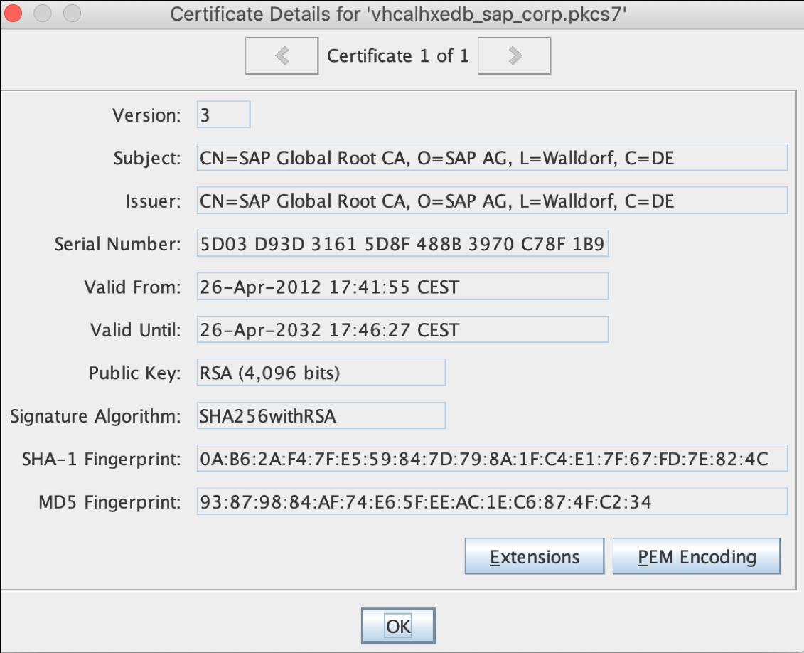 Taming your SAP HANA Express (SE01E02)  Hardening an SAP HANA