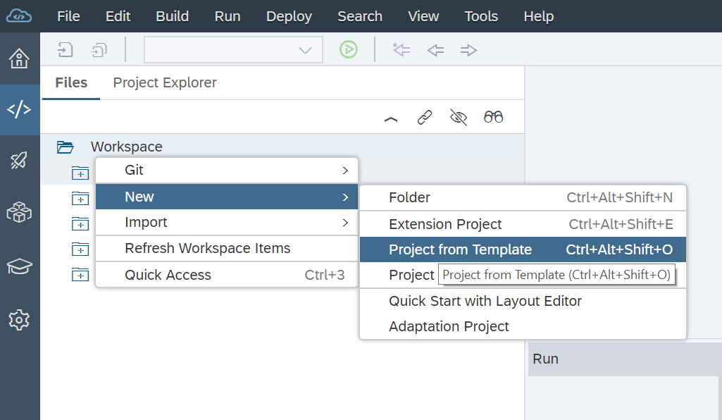 How to Deploy Wrapper Views to the HANA DB   SAP Blogs