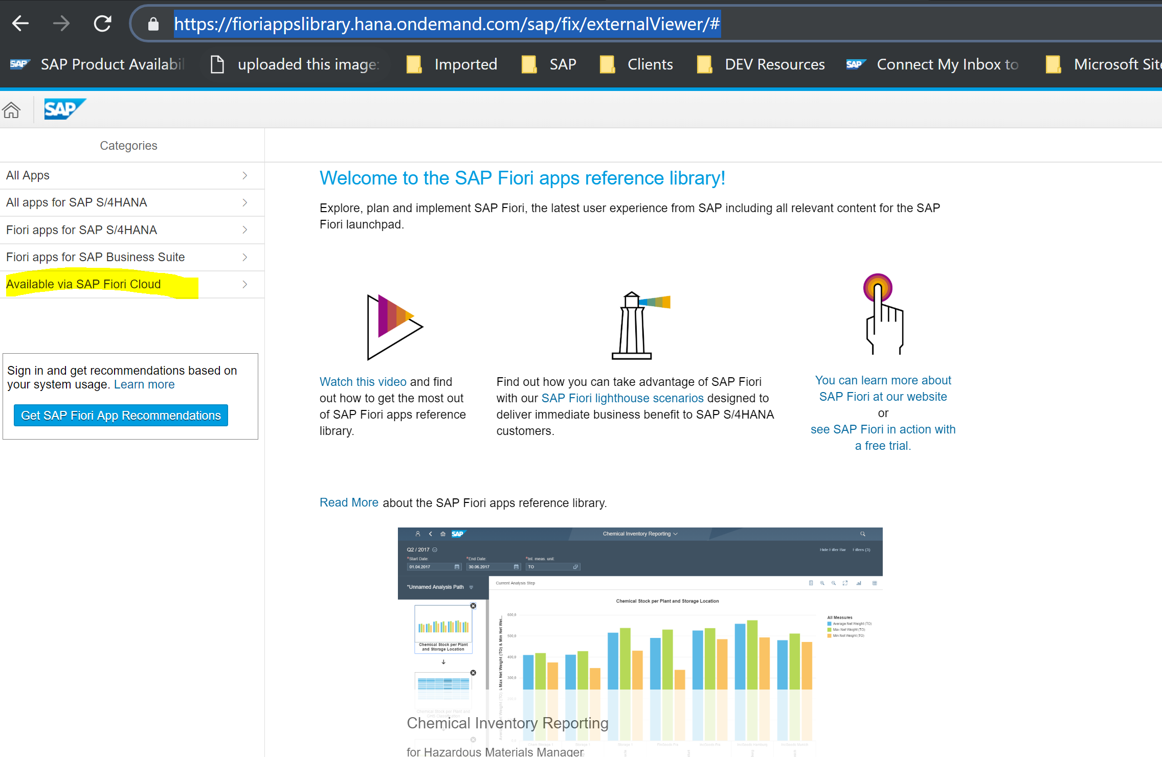 Activating and Running Fiori Cloud Subscription Apps in SAP