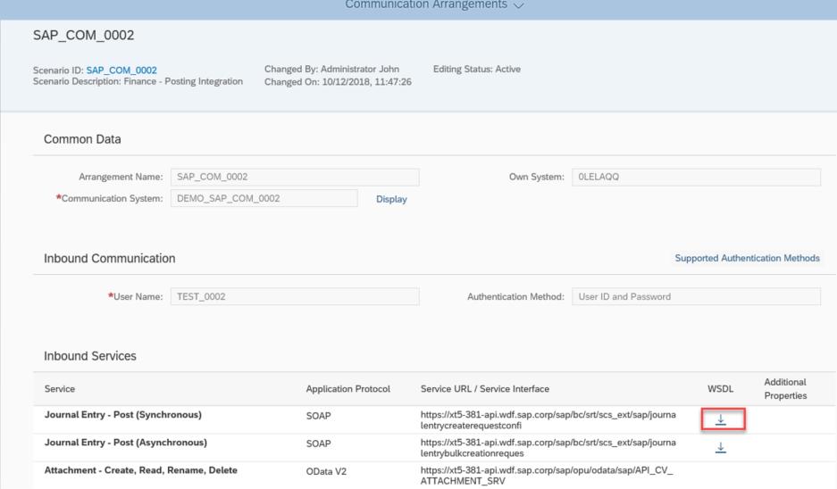 User Guide for Journal Entry Post API on S/4 HANA Cloud