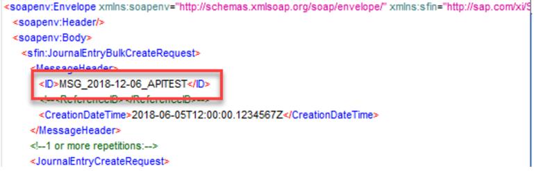 User Guide for Journal Entry Post API on S/4 HANA Cloud | SAP Blogs