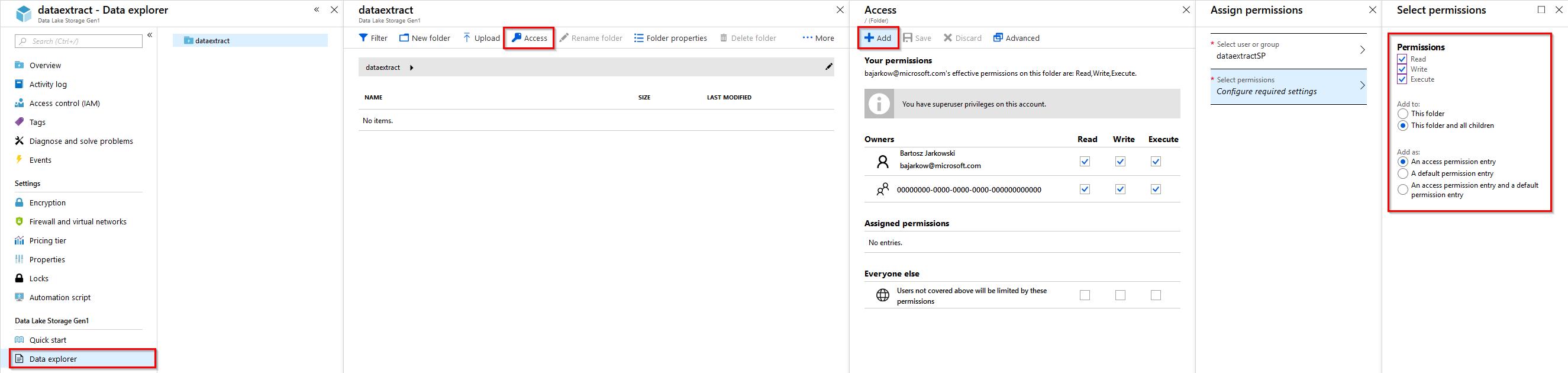Your SAP on Azure – Part 14 – Export SAP data to Azure Data