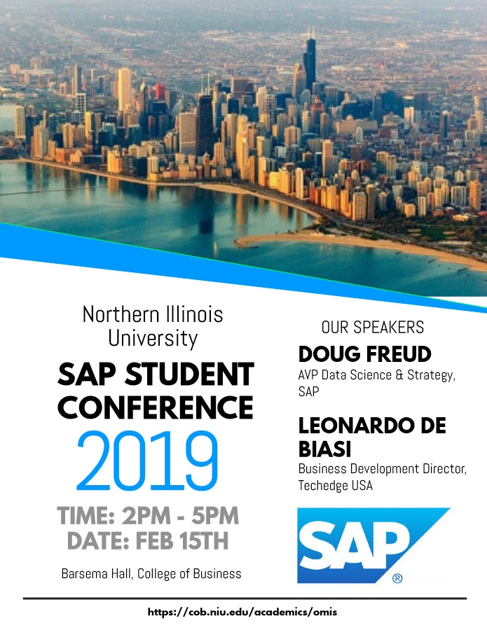 Northern Illinois University SAP Student Conference | SAP Blogs