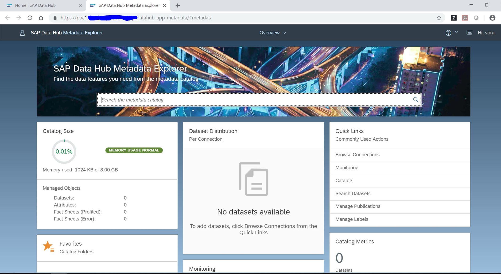 SAP Datahub and deployment on AWS EKS | SAP Blogs