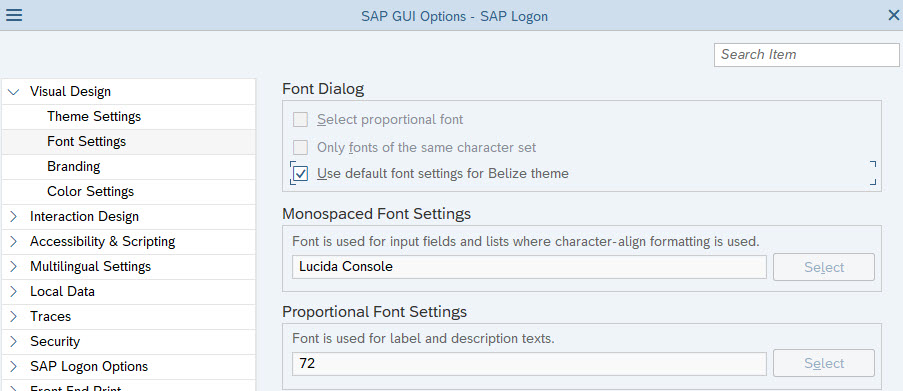 Issues with SAP GUI for Windows 7 60 | SAP Blogs