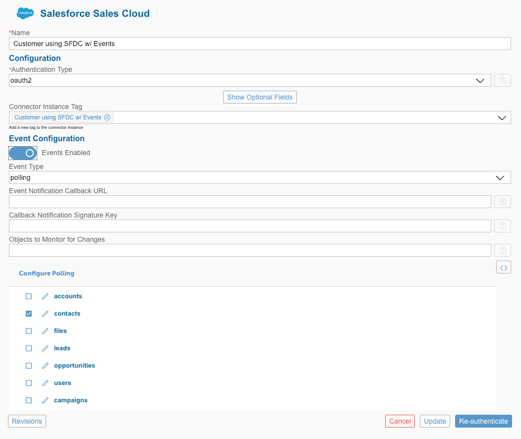The power of the Salesforce Sales Cloud Connector in Open