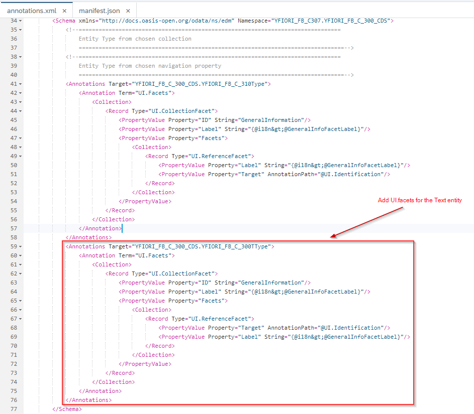 MyInbox UI generation using CDS views and UI facet annotation | SAP