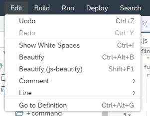 SAP Web IDE – js-beautify plugin | SAP Blogs