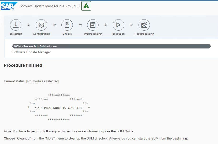 Upgrade to S/4HANA 1809 FPS01/FPS02   SAP Blogs