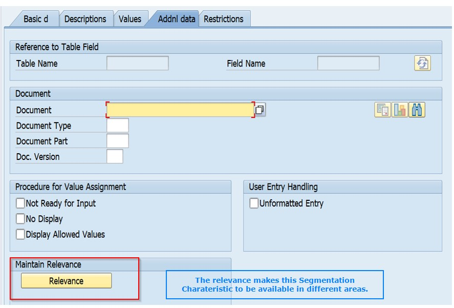 Use of Segmentation in S/4 HANA for Product Revisions | SAP Blogs